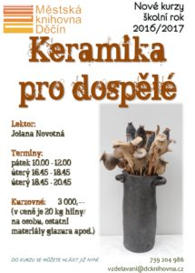 keramika pro dospele